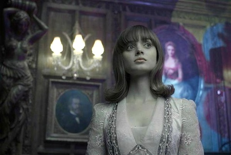 Bella Heathcote as Victoria Winters