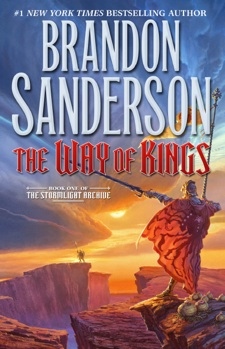 Brandon Sanderson Way of Kings