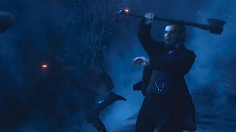 Abraham Lincoln Vampire Hunter All Axe Fights Somehow Not Enough Tor Com
