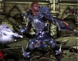 Alistair the Warrior