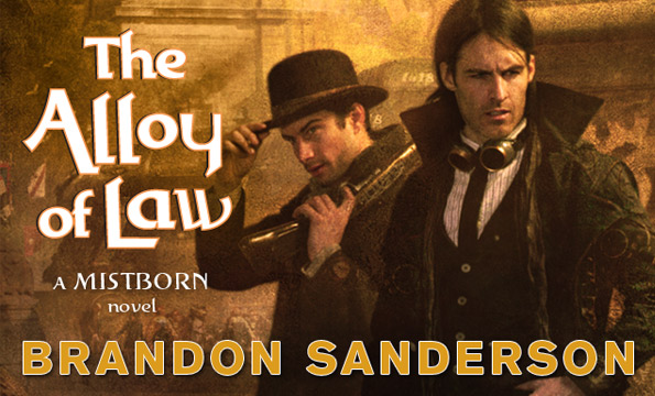 Mistborn: The Alloy of Law on Tor.com