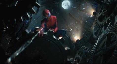 The Amazing Spider-Man 2, Spidey