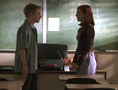 Buffy the Vampire Slayer Rewatch: Attack of the Sugar Plum Fairy Tale