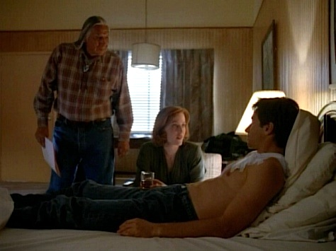 Reopening The X-Files on Tor.com: Anasazi