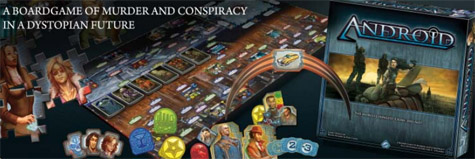 Android the Board Game