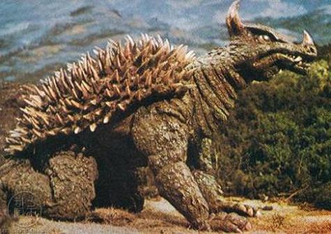 Kaiju Anguirus
