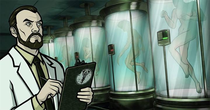 Archer Dr. Krieger summer monsters