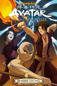 Avatar: The Last Airbender Book Cover
