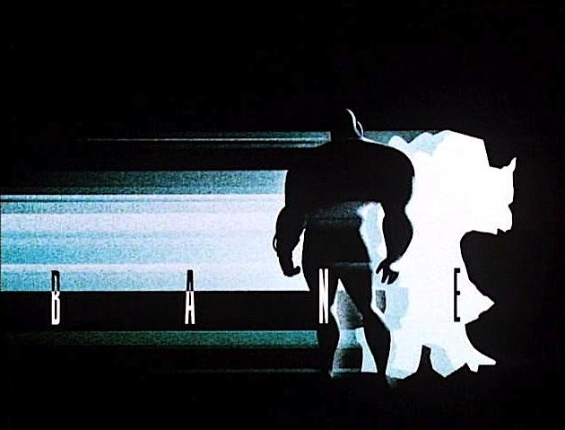 Batman TAS: Bane