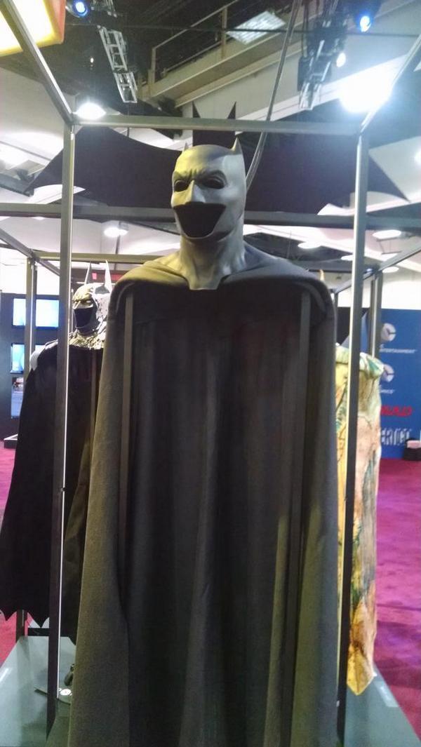 Ben Affleck Batman Dawn of Justice San Diego Comic Con