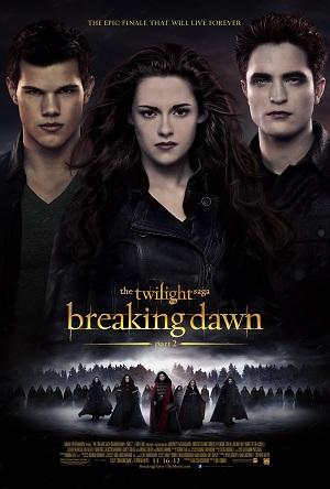 Breaking Dawn, Part 2: Electric Twilightening | Tor com