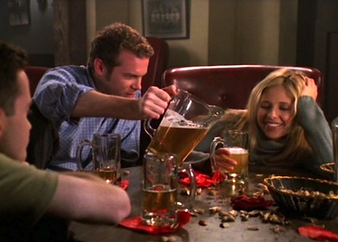 Buffy the Vampire Slayer Rewatch on Tor.com: Beer Bad and Wild At Heart