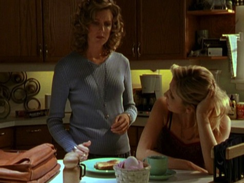 Buffy the Vampire Slayer, Bad Eggs and Ted