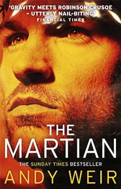 The Martian Andy Weird World Book Night