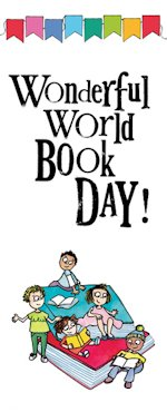 British Genre Fiction Focus Wonderful World Book Day!