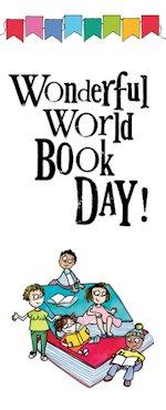 British Genre Fiction Focus Wonderful World Book Day!