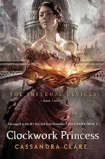 British Genre Fiction Focus Cassandra Clare Clockwork Princess