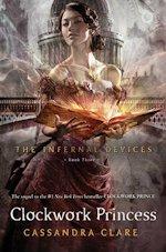 British Genre Fiction Focus Cassandra Clare Clockwork Princess