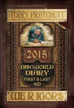 Terry Pratchett 2015 Discworld Diary