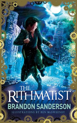 British Genre Ficiton Focus The Rithmatist Cover Brandon Sanderson