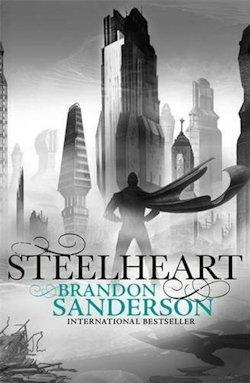 British Genre Fiction Focus Steelheart Brandon Sanderson