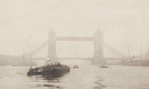 British Genre Fiction Focus Water Stories