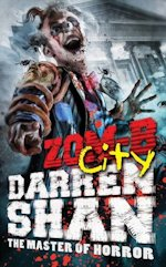 British Genre Fiction Focus Darren Shan Zom-B City
