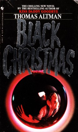 Black Christmas Thomas Altman