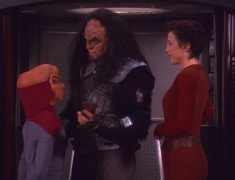 Star Trek: Deep Space Nine Rewatch on Tor.com: Blaze of Glory