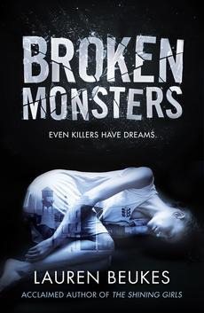 Broken Dreams Lauren Beukes review UK cover