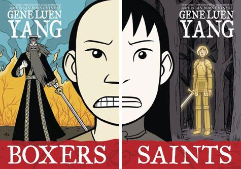 A Divided Nation In Gene Luen Yangs Boxers Saints Tor