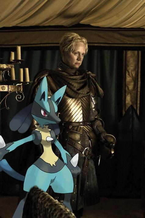 Brienne Lucario