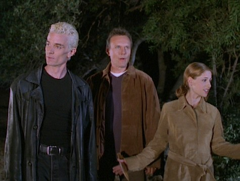 Buffy the Vampire Slayer, All the Way, Spike, Giles