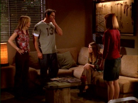 Buffy the Vampire Slayer, Bargaining, Willow, Xander, Anya, Tara
