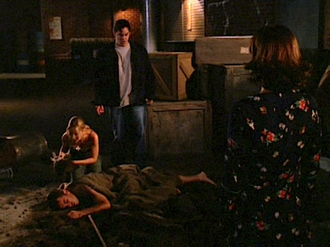Buffy the Vampire Slayer, Beneath You, Xander, Anya