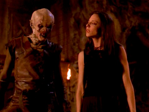 Buffy the Vampire Slayer, Never Leave Me, Bring It On, Dru