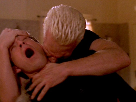 Buffy the Vampire Slayer, Never Leave Me, Bring It On, Andrew, Spike