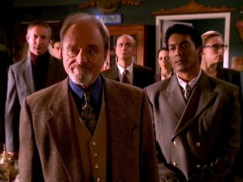 Buffy the Vampire Slayer, Checkpoint, Watchers