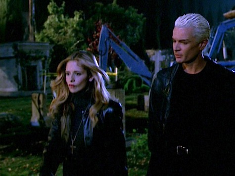 Buffy the Vampire Slayer, Checkpoint, Buffy, Spike