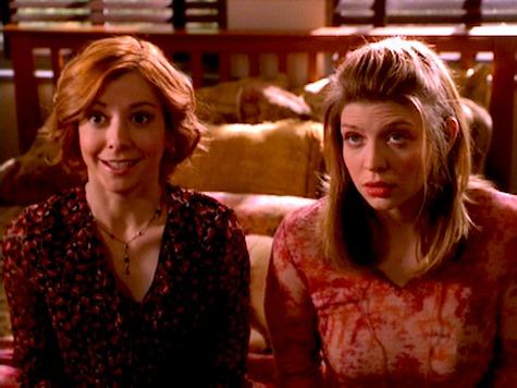 Buffy the Vampire Slayer, Checkpoint, Willow and Tara