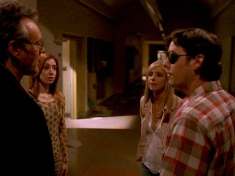 Buffy the Vampire Slayer, Chosen, Giles, Xander, Willow