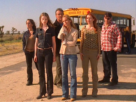 Buffy the Vampire Slayer, Chosen, Willow, Dawn, Faith, Giles, Xander