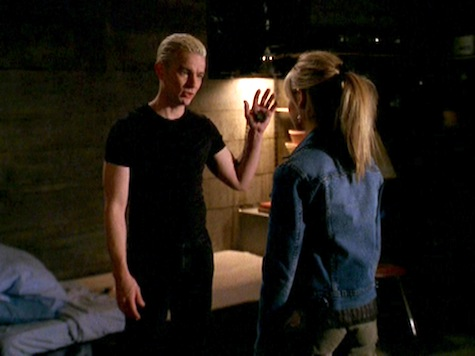 Buffy the Vampire Slayer, Chosen, Spike