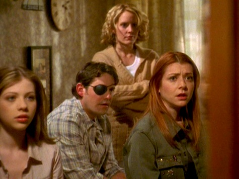 Buffy the Vampire Slayer, Chosen, Anya, Xander, Dawn, Willow