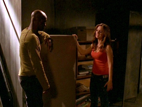 Buffy the Vampire Slayer, Chosen, Robin, Faith