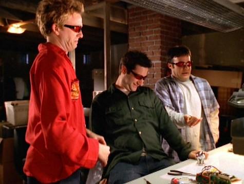 Buffy the Vampire Slayer, Dead Things, Warren, Jonathan, Andrew