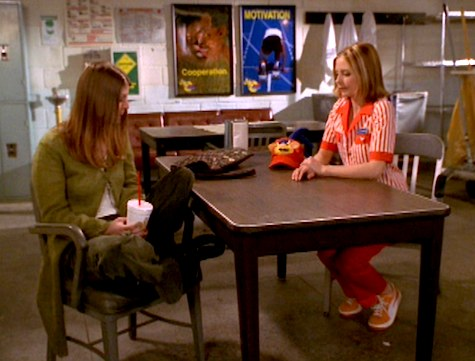 Buffy the Vampire Slayer, Dead Things, Tara