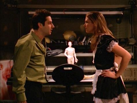 Buffy the Vampire Slayer, Dead Things, Warren, Katrina