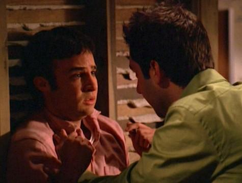 Buffy the Vampire Slayer, Dead Things, Warren, Jonathan