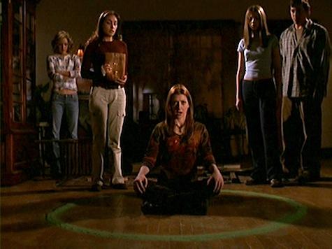 Buffy the Vampire Slayer, Get It Done, Willow, Kennedy, Anya, Dawn, Xander
